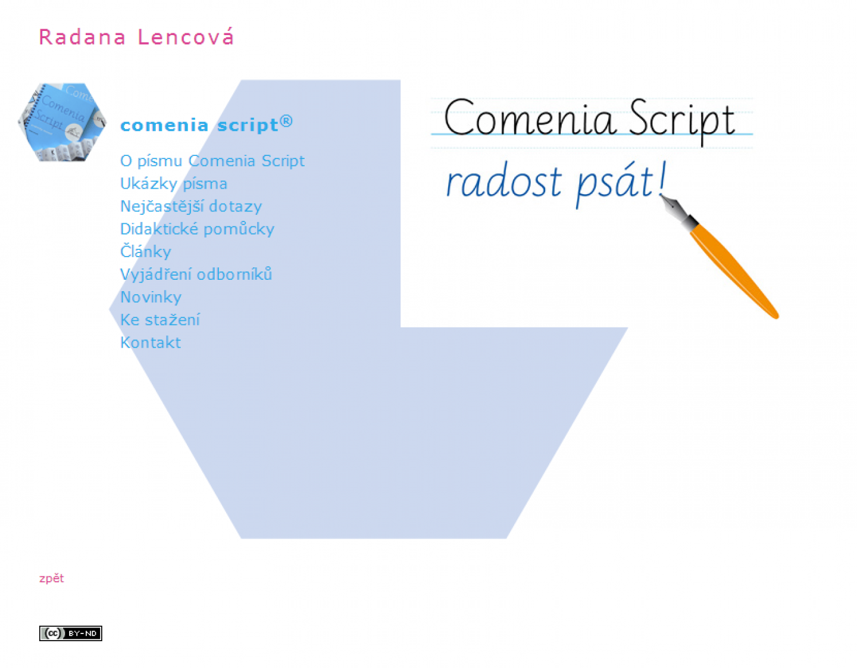 Comenia Script do blogu
