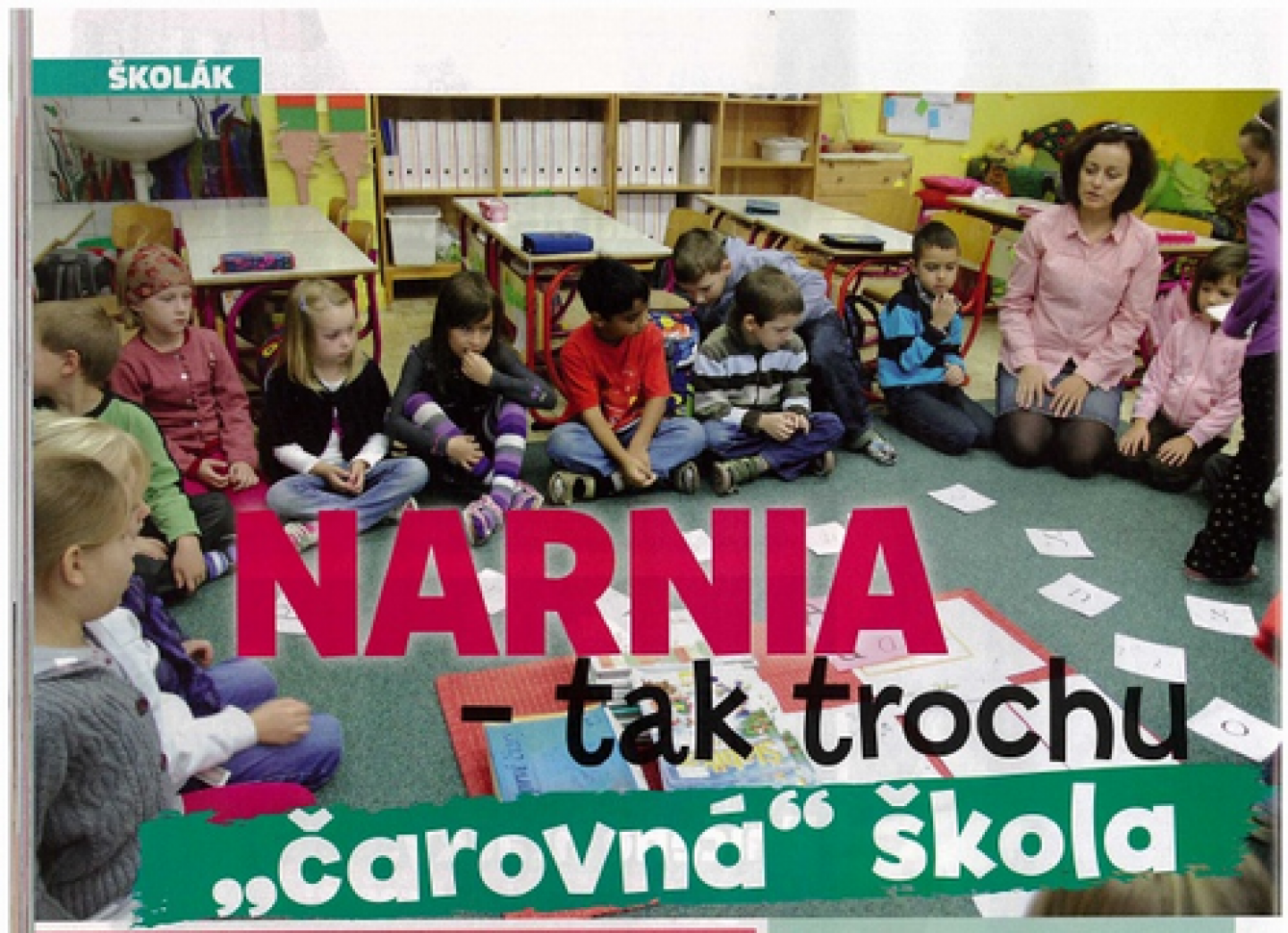 Narnia carovna skola do blogu